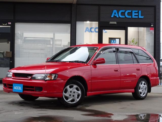 トヨタ カローラツーリングワゴン LツーリングリミテッドS AE100G 5A-FEエンジン AT車 5ナンバー ノーマル車