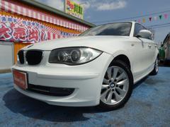 BMW116i スマートキー プッシュスタート ETC CD AW
