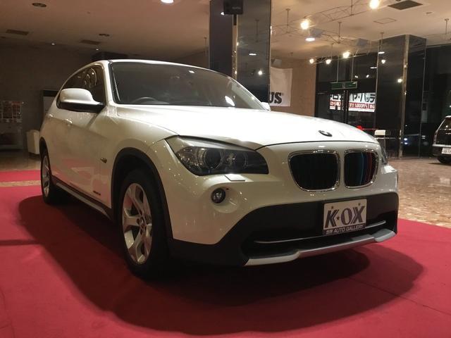 BMW sDrive 18i 社外ナビ カメラ コンフォートアクセス