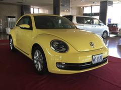 VW ザ・ビートルデザインレザーPKG ナビ・TV カメラ ETC UVカット