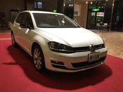 VW ゴルフTSIハイラインBMT ワンオーナー