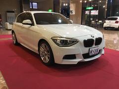 BMW116i Mスポーツ 社外SDナビ フルセグ バックカメラ