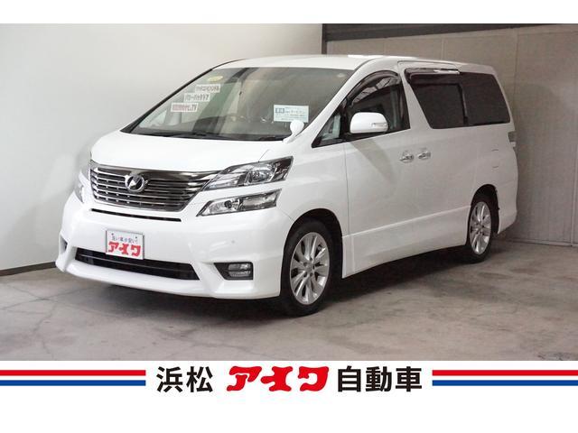 トヨタ 2.4Z プラチナムセレクション 1オーナー 純正ナビTV