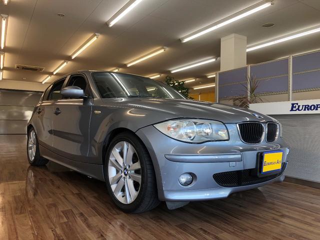 BMW 120i 自社管理下取車