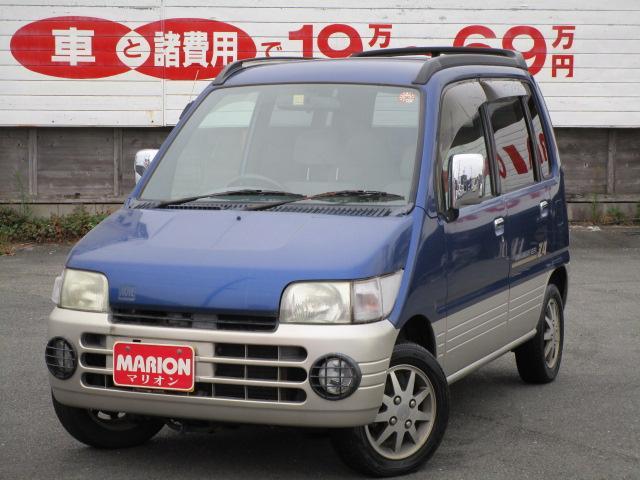 ムーヴ(ダイハツ) Z4−II 中古車画像
