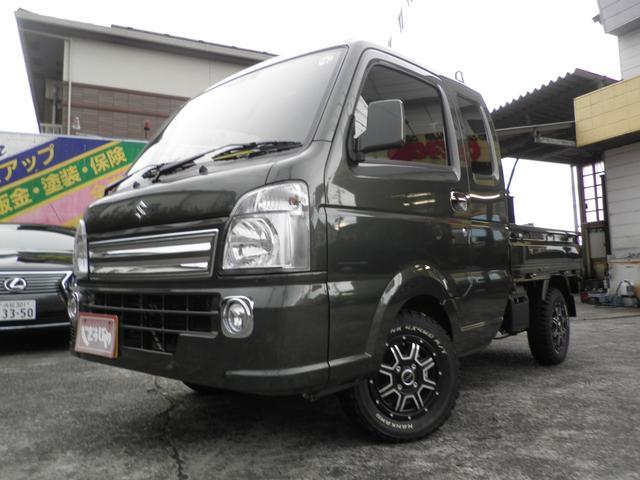 スズキ スーパーキャリイ 4WD Xタイプ 展示試乗車