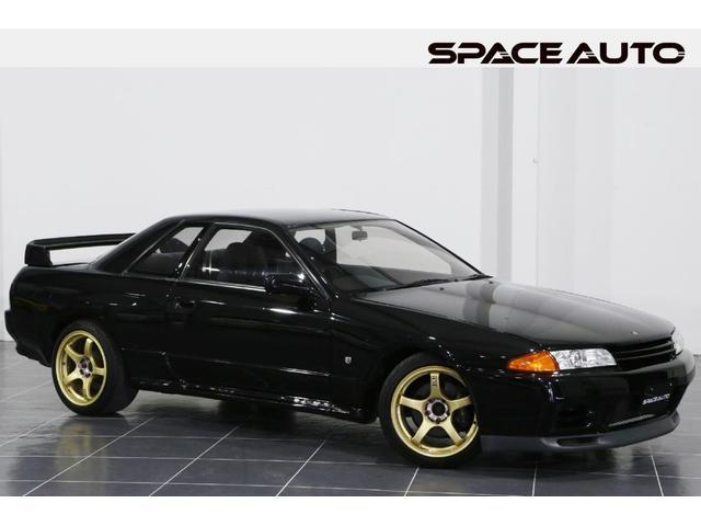 日産 GT-R 5速MT ヴェルサイドマフラー アドバン17AW