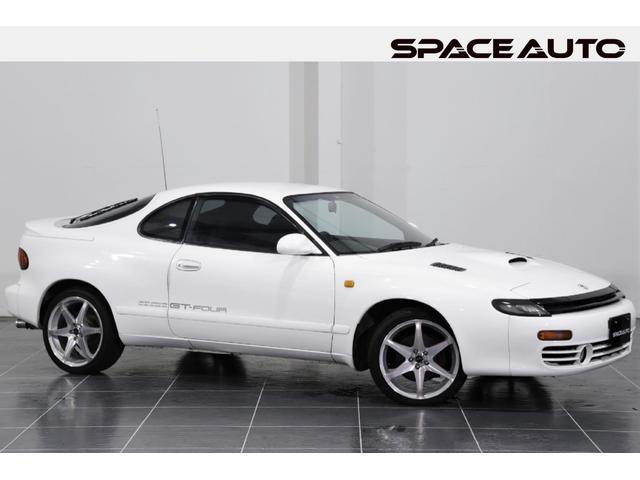 トヨタ GT-FOUR ターボ ワイド 5速MT
