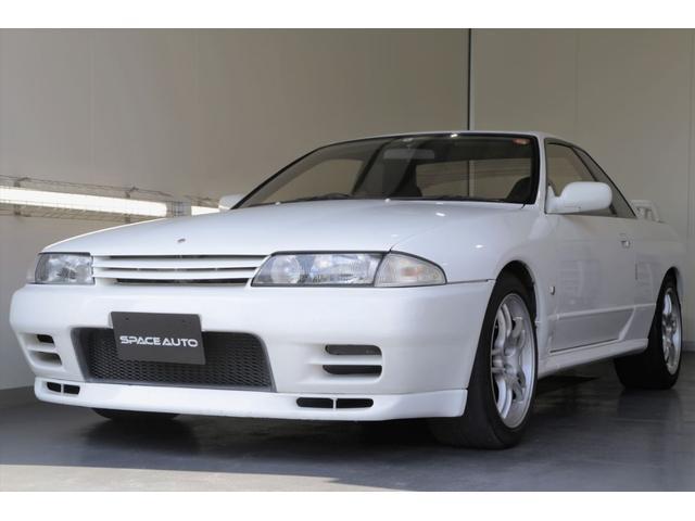 日産 GT-R R32最終型 5速MT