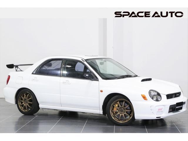 スバル WRX S202 STiバージョン 限定車 6速MT