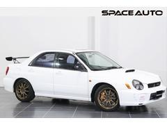 インプレッサWRX S202 STiバージョン 限定車 6速MT