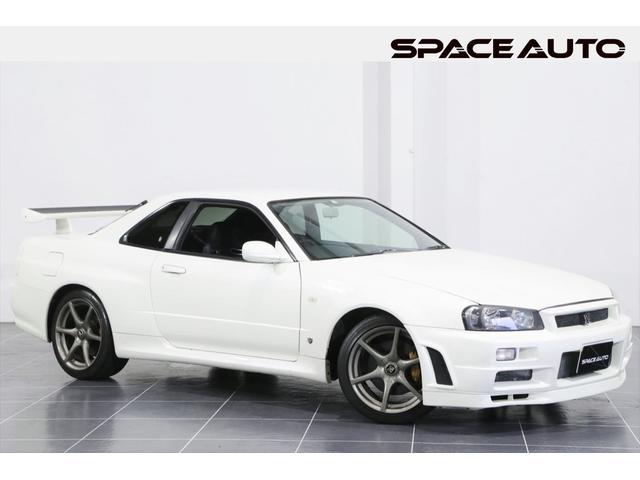 日産 GT-R 最終型 キセノン 6速MT パールホワイト