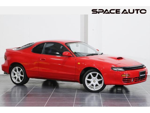 トヨタ GT-FOUR ワイド 5速MT タイベル交換済