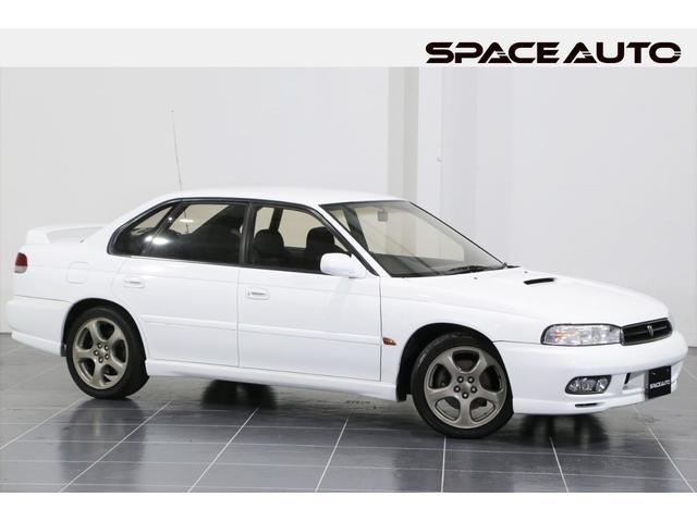 スバル RS ツインターボ 5速MT 最終型 ノーマル車