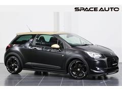 シトロエン DS3パフォーマンス ブラックスペシャル 限定車 6速MT