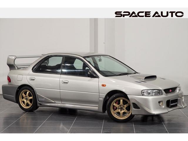 インプレッサ S201 STiバージョン 300台限定車