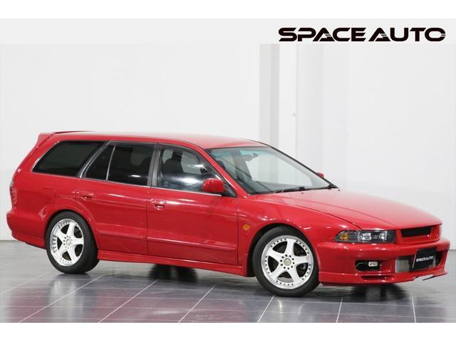 三菱 VR-4 V6ツインターボ 4WD 純正5速MT