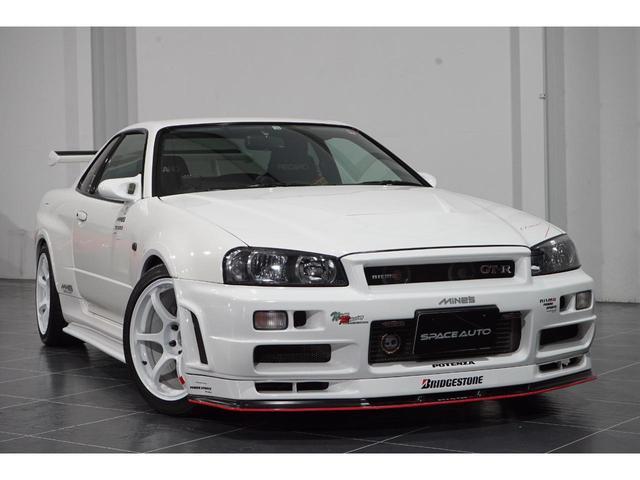 日産 スカイライン GT-R 1オーナー マインズCPU