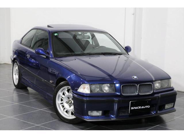 BMW M3 M3クーペ 左ハンドル 5速MT サンルーフ スポーツマフラー 走行距離72,000km