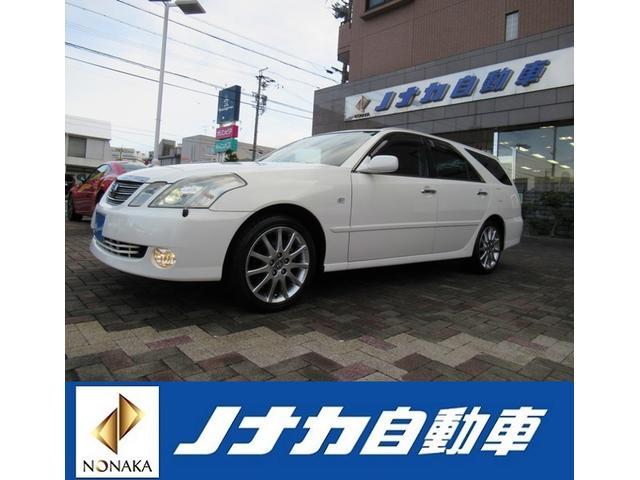 トヨタ 2.0iR リミテッド ワンオーナーETC純正ナビBC