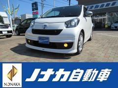 iQ130G MT→(ゴー) 6速MT車モデリスタエアロ付き