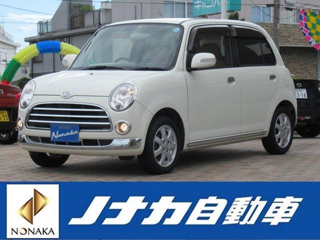 「ダイハツ」「ミラジーノ」「軽自動車」「静岡県」の中古車
