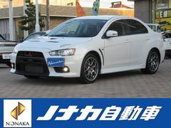 ランサー GSRエボリューションX 5速MT車 ラリーアートリアスポ(三菱)