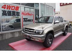 ハイラックススポーツピックダブルキャブ ワイド HDDナビ HID MKW 4WD