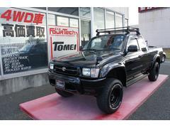 ハイラックススポーツピックエクストラキャブ ワイド ハードトノカバー ナビ 4WD
