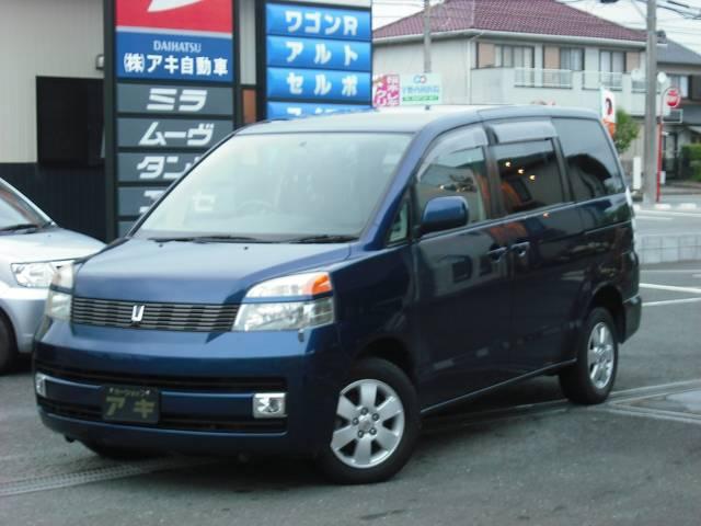 トヨタ X-G 4WD  電動スライドドア ナビ F Rカメラ付