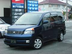 ヴォクシーX−G 4WD  電動スライドドア ナビ F Rカメラ付