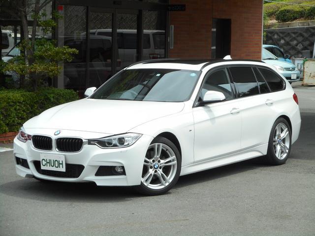 BMW 320dツーリング Mスポーツ サンルーフ インテリセーフ