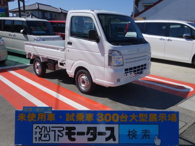 スズキ KC 4WD 5MT 3方開 届出済未使用車