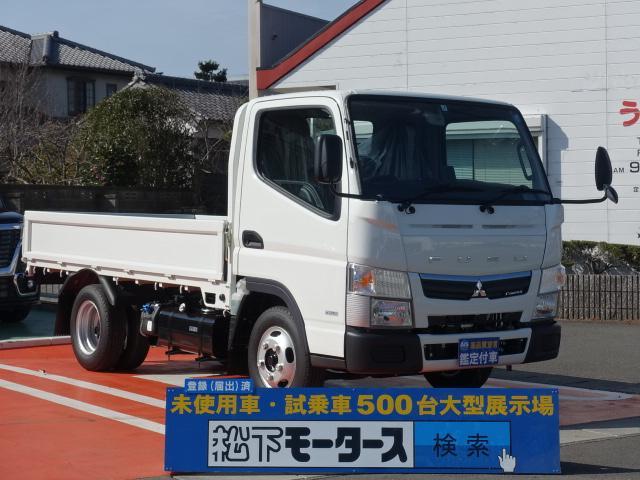 キャンター(三菱) 全低床 中古車画像