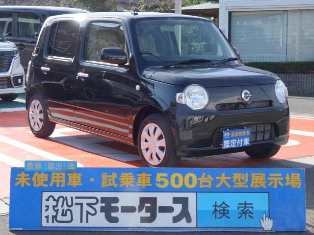 ダイハツ ココアL/キーレス/エアコン/ABS/ディーラー試乗車