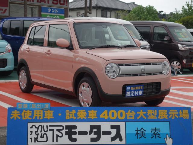 スズキ G/5AGS/エアコン/届出済未使用車