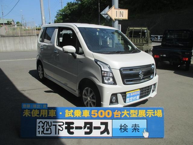 スズキ ハイブリッドX/LEDライト/ディーラー試乗車