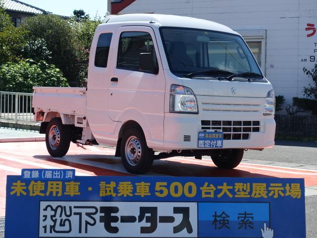 スズキ L 4WD MT エアコン パワステ ディーラー試乗車