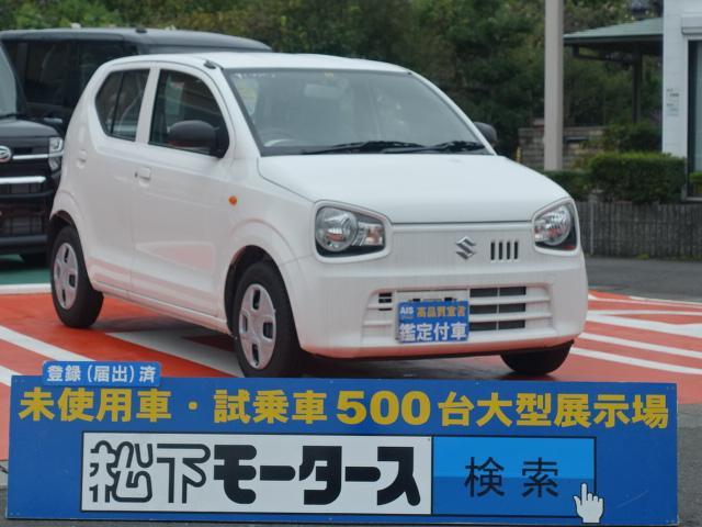 スズキ L/キーレス/エアコン/ABS/ディーラー試乗車