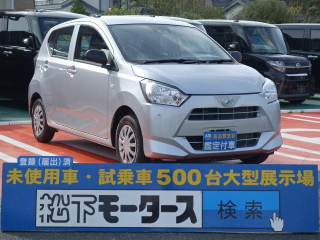 ダイハツ L SAIII/キーレス/ディーラー試乗車