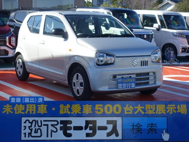 スズキ L/CVT/キーレス/ディーラー試乗車