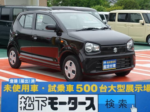 スズキ F/5MT マニュアル/キーレス/ディーラー試乗車