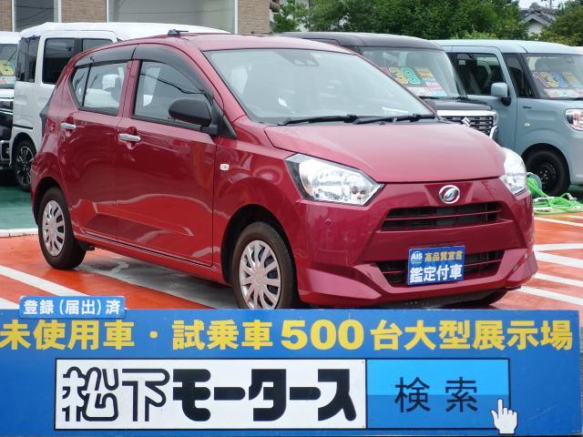 ダイハツ L-SAIII/キーレス/エアコン/ディーラー試乗車
