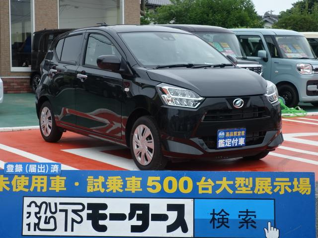 ダイハツ X-SAIII/LEDライト/キーレス/ディーラー試乗車