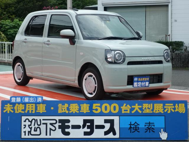 ダイハツ G SAIII/パノラマ/シートヒーター/ディーラー試乗車