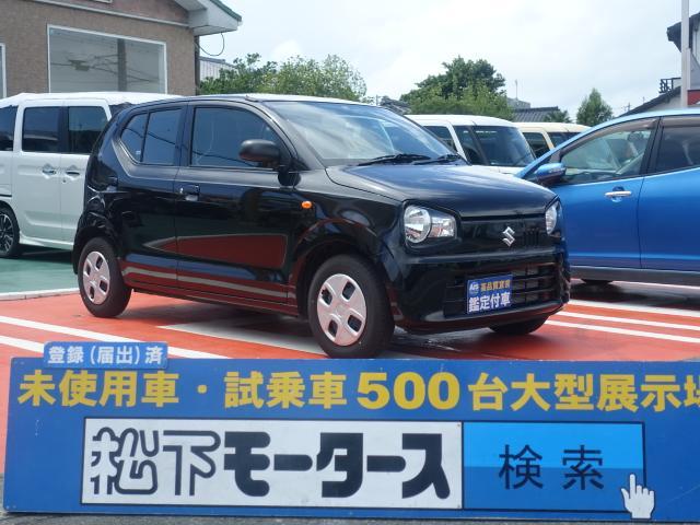 スズキ L /CVTオートマ/キーレス/プライバシースモーク/シートヒーター/エアコン/エアバック/ABS/ディーラー試乗車