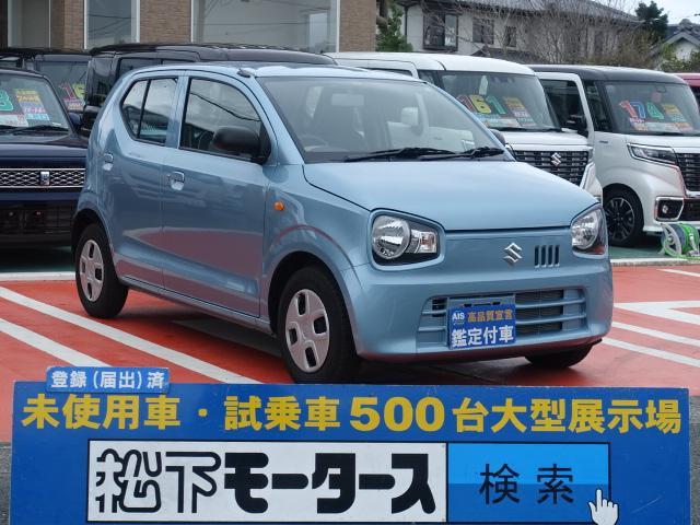 スズキ L 純正オーディオ/アイドリングストップ/シートヒーター/ディーラー試乗車