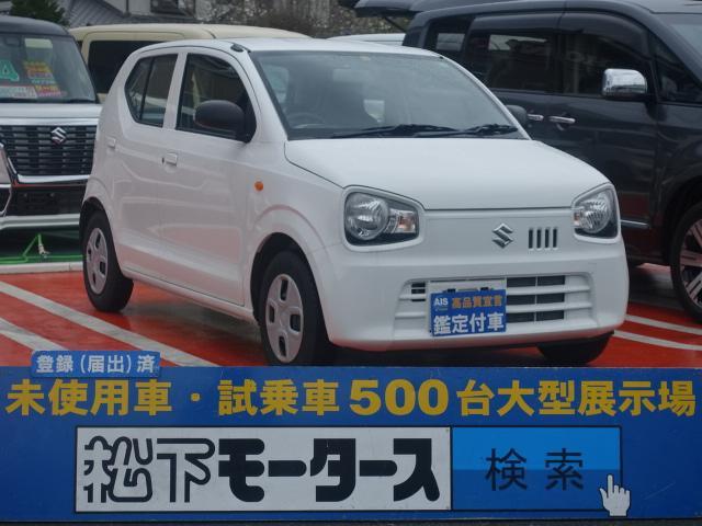 スズキ アルト L /キーレス/純正CDオーディオ/ディーラー試乗車