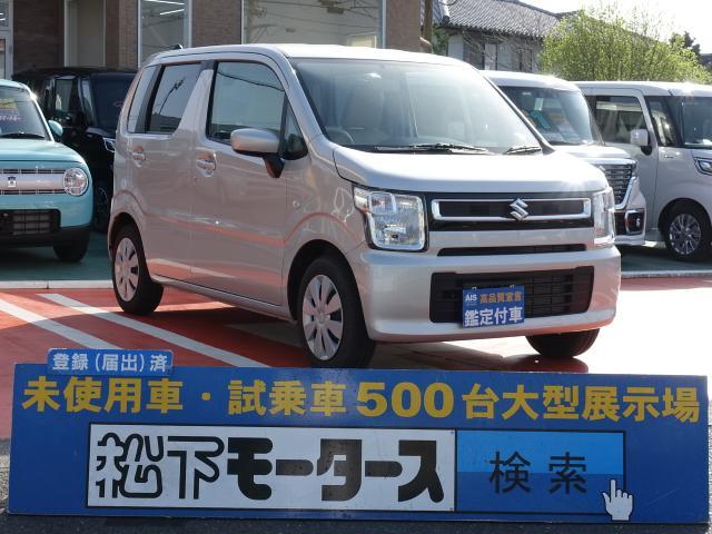 スズキ FA /5MT/ETC/キーレス/電動ドアミラー/エアコン/エアバック/ABS/ディーラー試乗車