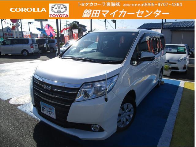 トヨタ X リア両側電動スライドドア付き!!!